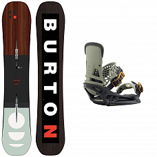 Комплект M ALL-MOUNTAIN HALF PACKAGE FW19 от Burton в интернет магазине www.b-shop.ru