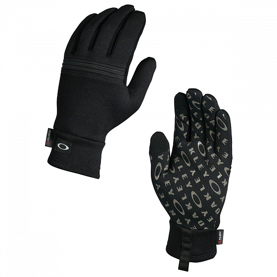 Перчатки OAKLEY DIAMONDBACK FLEECE GLOVE FW18 от Oakley в интернет магазине www.b-shop.ru - 1 фото