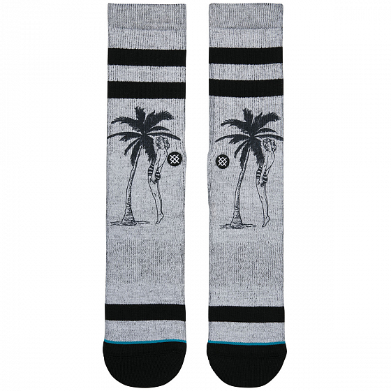 Носки STANCE FOUNDATION CHEEKY PALM FW19 от Stance в интернет магазине www.b-shop.ru - 2 фото