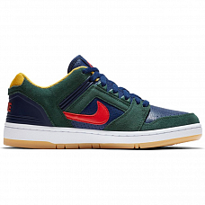 Низкие кеды NIKE SB AIR FORCE II LOW FW19 от Nike в интернет магазине www.b-shop.ru