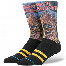Носки STANCE FOUNDATION IRON MAIDEN FW18 от Stance в интернет магазине www.b-shop.ru