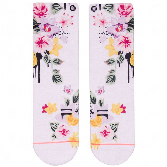 Носки STANCE FOUNDATION WOMEN JUST DANDY LOWRIDER FW19 от Stance в интернет магазине www.b-shop.ru - 2 фото