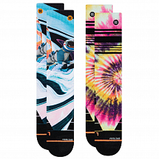 Термоноски STANCE WOMENS MOUNTAIN 2 PACK FW20 от Stance в интернет магазине www.b-shop.ru
