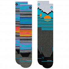 Термо-носки STANCE MENS MOUNTAIN 2 PACK FW20 от Stance в интернет магазине www.b-shop.ru