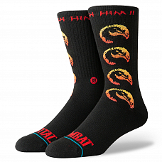 Носки STANCE ANTHEM FINISH HIM FW20 от Stance в интернет магазине www.b-shop.ru