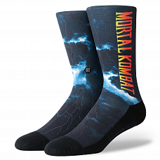 Носки Stance Foundation Mortal Kombat II  FW20 от Stance в интернет магазине www.b-shop.ru