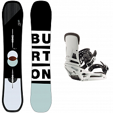 Комплект M ALL-MOUNTAIN HALF PACKAGE 2 FW20 от Burton в интернет магазине www.b-shop.ru