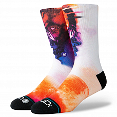 Носки STANCE ANTHEM CUDI MAN ON THE MOON FW20 от Stance в интернет магазине www.b-shop.ru